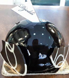 Dôme-au-chocolat